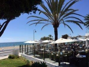 MIJAS DINING: Olivia's in La Cala