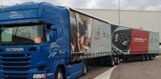 Lorry Spain Mega Camion e