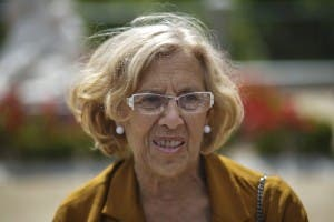 CONTROVERSY: Carmena wants to erase name of Franco's burial spot