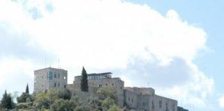 castillo de monda e