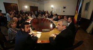 deadlock meeting