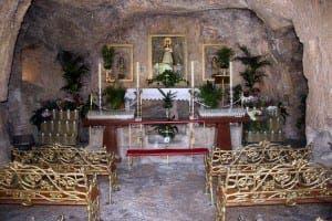 MIJAS: Ermita de la Virgen de la Pena