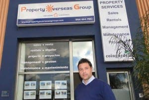 Property Overseas Group owner Richard Woodland
