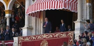 juan carlos at sevilla