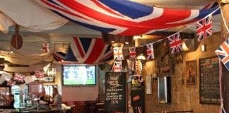 lord nelson pub gibraltar
