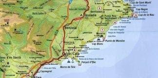 map costablanca e