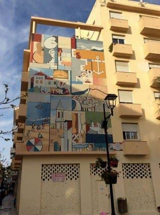 mural este