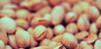 pistachios e