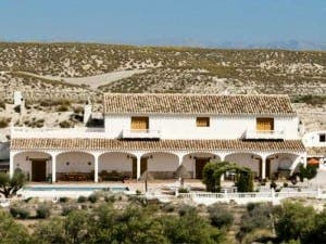 10-bedroom cortijo in Granada. €525,000