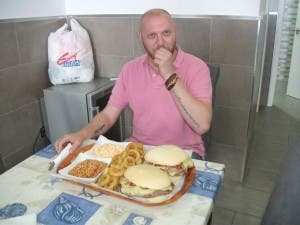 Alhaurin food challenge
