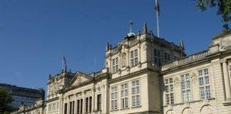 Cardiff University main building  e