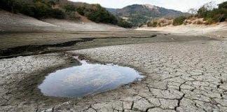 Dry river e