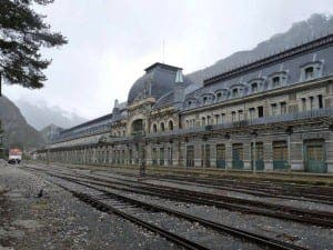 Canfranc Railway Station