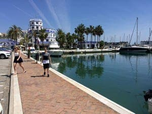 PORT: Estepona