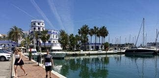 Estepona Port