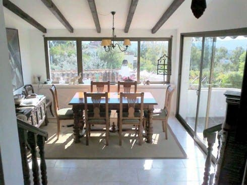 Three-bedroom rustic villa in Mijas with pool. €595,000. Ref XG8877