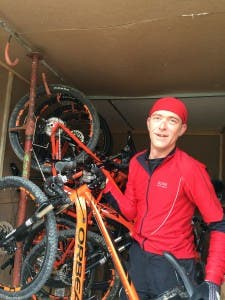 EXPERT: Jonathan and the bikes