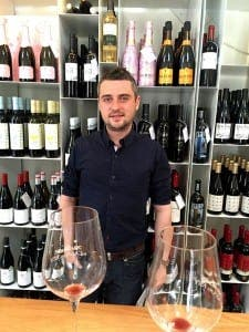SOMMELIER: Farran Pacheco