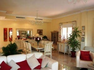Three-bedroom golf course home in Alhaurin el Grande. €595,000. ref RD5133