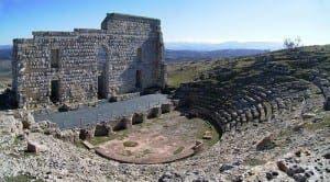 Roman Theatre, Acinipo