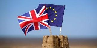 brexit sandcastle e