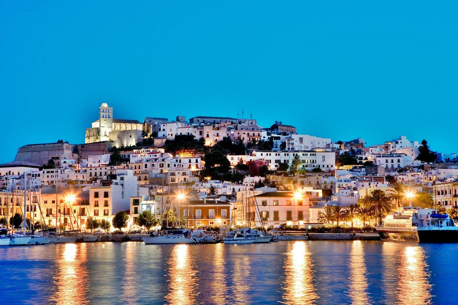 Ibiza loosens restrictions as airport revealed as ONLY one in Spain to recover pre-COVID-19 traffic this summer
