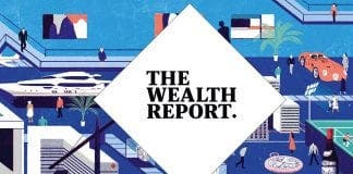 knight frank wealth report