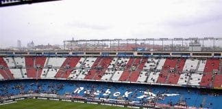 madrid vicente calderon