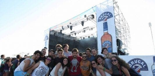 Weekend Beach Festival Olive Press News Spain