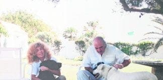 triplea sean connery and wife e