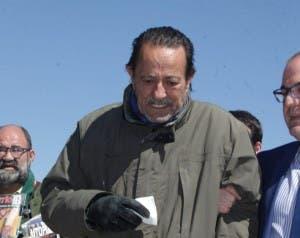 Munoz leaving prison