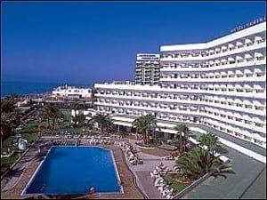 Almeria hotel
