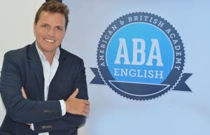 ABA English CEO Javier Figarola
