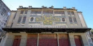 Cervantes theatre