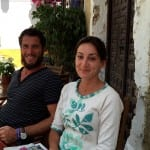 THE FARM: Owners Elio and Maria
