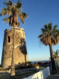 ICONIC: Benalmadena's watch tower