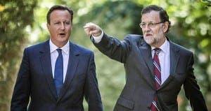 Cameron and Rajoy
