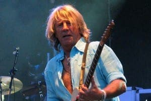 RIP: Status Quo rocker Parfitt dies in Spain