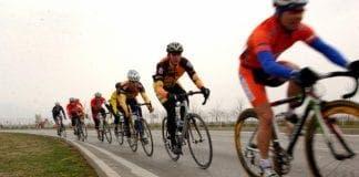 cyclists e