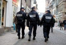 french police e
