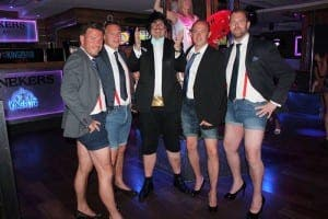 STAGS: Enjoy a night out at Linekers