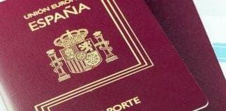 pasaporte espanol