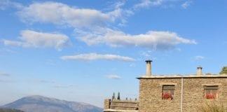 spanish mountain retreat alpujarras