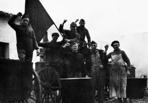 Civil war- International Brigade