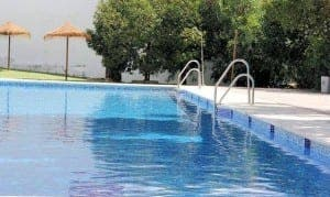Colmenar swimming pool