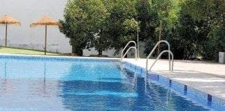 Colmenar swimming pool e