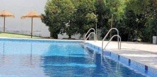 Colmenar swimming pool e