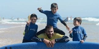 Conil surf