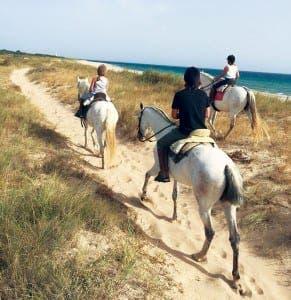 SADDLE UP: Riding on the Mangueta