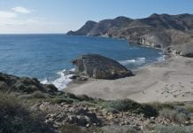 Playa de monsul e
